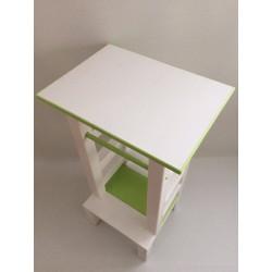 Odkladací stolík na učiacu vežu - farba