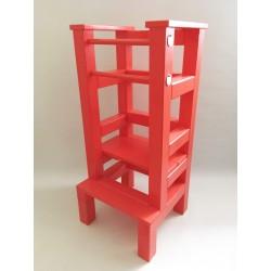 Učiaca veža - červená farba