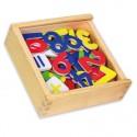 Magnetky na tabuli k učící věži - čísla 02
