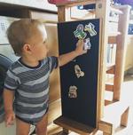 Učící věž - magnetická tabule